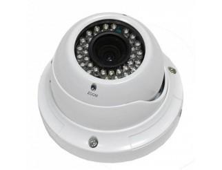 Telecamera dome 4 in 1 ottica varifocale Eurotek