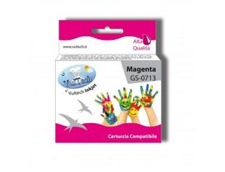 Cartuccia Compatibile Magenta Epson T0713 SX100 SX110 SX218 SX200 SX400 SX405