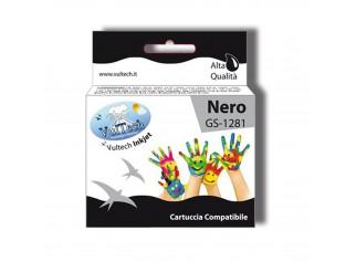 Cartuccia Compatibile Nero Epson T1281 per Epson Stylus S22 SX125 SX130 SX235W
