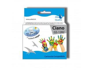 Cartuccia Compatibile Ciano Epson T1282 per Epson Stylus S22 SX125 SX130 SX235W