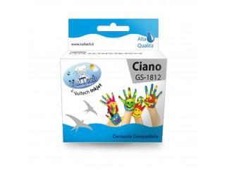 Cartuccia Compatibile Ciano T1812 Epson Expression Home XP30 XP102 XP202 XP205