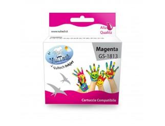 Cartuccia Compatibile Magenta T1813 Epson Expression Home XP30 XP102 XP202 XP205