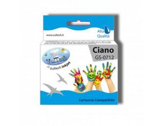 Cartuccia Compatibile Ciano per Epson SX100 SX110 SX218 SX200 SX400 SX405 DX4000