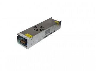 LIFE Alimentatore Metallico Slim 24V 15A 360W Input 110/220V