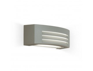 Applique TEMPLARE da esterno silver grey EXCLUSIVE LIGHT