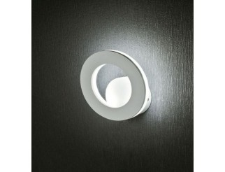 Applique da muro RING white led EXCLUSIVE LIGHT