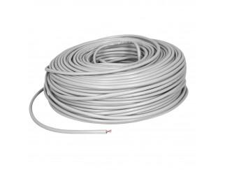 Cavo di Rete 305 Metri Ethernet UTP CAT5 LAN Matassa RJ45 Network Internet Cable