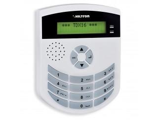 Combinatore telefonico GSM con messaggi vocali pre registrati Antifurto Allarme