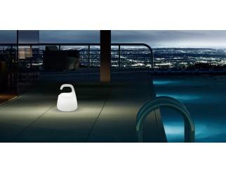 Lampada LED da giardino Curling RGB 3W bianco PAN