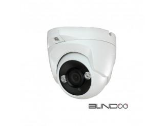 Telecamera Dome 720p 4in1 (HDCVI-HDTVI-AHD-CVBS) 2.8 mm VISIOTECH