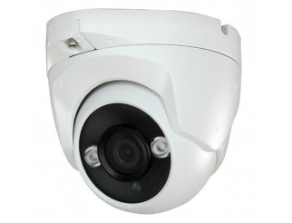 Telecamera Dome 1080p ECO 4 in 1 (HDTVI / HDCVI / AHD / CVBS) 3,6 mm VIOSTECH