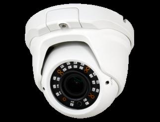 Telecamera dome 720p 4 in 1 AHD varifocale IP66 VISIOTECH
