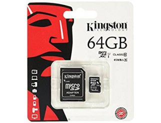 Micro Sd 64 GB Kingston