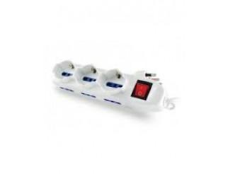 Prolunga Elettrica 16A 220V Vultech ALIM-EX2 Bipasso 2500W 2Mt