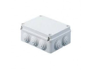 scatola stagna 15x11x7 cm IP65 10 passacavi MARLANVIL