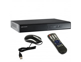 DVR 4 canali Turbo HD 1080P Hikvision PRO