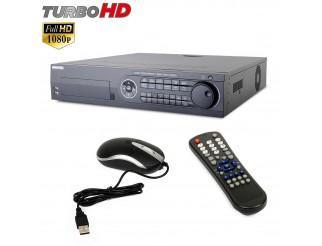 Dvr 16 Canali HIKVISION TURBO FULL HD 1080P Telecamera H264 CCTV DS-8116HQHI-SH