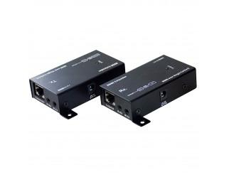 Extender HDMI IR Prolunga Cavo di Rete Ethernet RJ45 Repeater 1080P 60 Metri