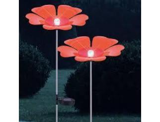 V-TAC Solare Luce Giardino Illuminazione per Esterni Lampada