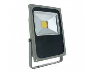 Faro Faretto Led 35w da Esterno Luce Naturale Slim Proiettore IP65 LIGHT 2400 Lm