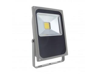Faro Faretto Led 50w 50 Watt per Esterno Luce Bianca Naturale Slim IP65 LIGHT