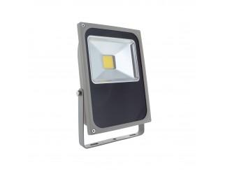 Faro Faretto Led 20w da Esterno Luce Bianca Naturale Slim Proiettore IP65 LIGHT