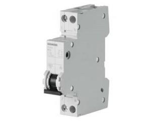 Interruttore magnetotermico automatico modulare 1P+N C 16A 4500A 1UM Siemens