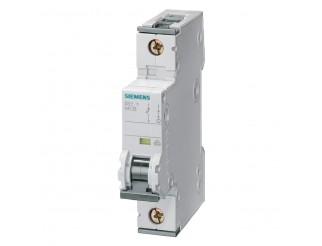 Interruttore automatico modulare SIEMENS 1P+N C 10A 4500A 1UM