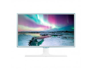 "Monitor Led 24"" Samsung Serie 3 bianco full hd"