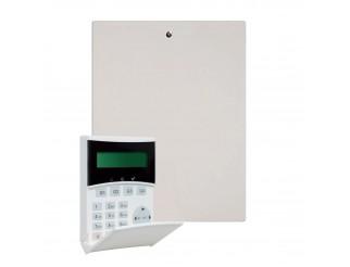 Centrale Allarme 8 Zone Espandibile a 24 +tastiera remota retroilluminata AMC