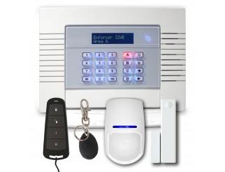 Kit Antifurto PYRONIX wireless Allarme casa