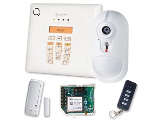 Kit Antifurto Allarme Wireless Telecamera BENTEL BW30 Senza fili Combinatore GSM