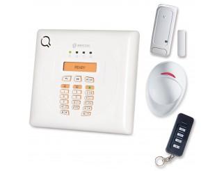 Kit Antifurto Allarme Wireless BENTEL BW-30 Senza fili Casa Centrale 30 Zone