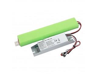 Kit di Conversione Batteria Luci di Emergenza per Faretto Pannello a LED LIFE
