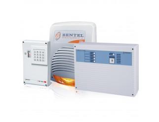 Kit Allarme Antifurto BENTEL Centrale NORMA 4T 4 Zone Combinatore Telefonico SMS