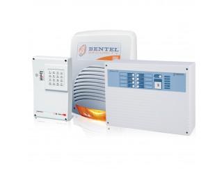 Kit Allarme Antifurto BENTEL Centrale NORMA 8T 8 Zone Combinatore Telefonico SMS