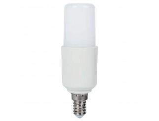 LAMPADINA LAMPADA LED TUBOLARE E14 8W 3000K LM730 LIFE