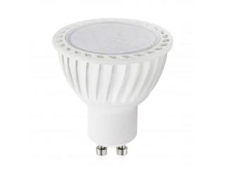 Lampada Lampadina 7W Attacco GU10 Led Luce Calda Faretto Lumen 530