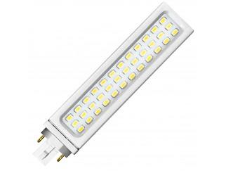 Lampada Lampadina LED Smd 12 Watt LIFE PLC Luce Bianca Calda G24D per Faretto