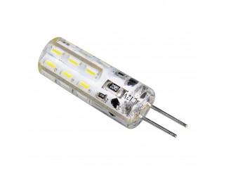 LAMPADA LAMPADINA A LED PER FARETTO LUCE CALDA BULBO ATTACCO G4 1,5 WATT LIFE