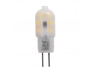 Lampada Lampadina G4 1,5 W Led SMD Luce Bianco Caldo per Faretto 12V 2 Pin