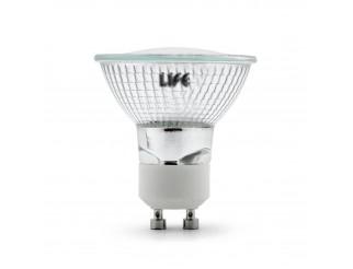 Lampada Lampadina a LED GU10 Faretto Luce Spot Naturale 5W PAR16 LIFE 4000K