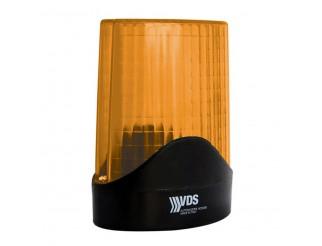 Lampeggiatore 230V Luce Fissa Lampeggiante per Cancello Automatico VDS WAVE