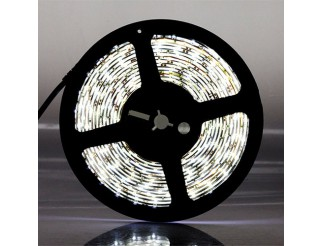 STRISCIA A LED SMD 3528 300LED 5 METRI BOBINA STRIPT HIGHT LUCE IMPERMEABILE top