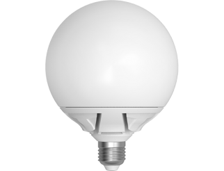 LAMPADA LED GLOBO E27 20W 6400K LIGHT