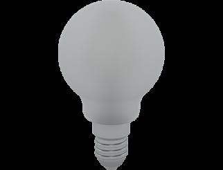 LAMPADA LED A FILAMENTO MICROGLOBO E14 4W 6400K LIGHT