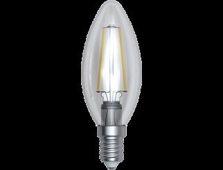 LAMPADA LED A FILAMENTO OLIVA E14 2W 6400K LIGHT