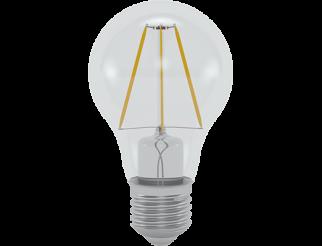 LAMPADA LED GOCCIA A FILAMENTO E27 6W 6400K LIGHT