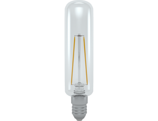 LAMPADA LED A FILAMENTO LIGHT E14 6W 3000K T30