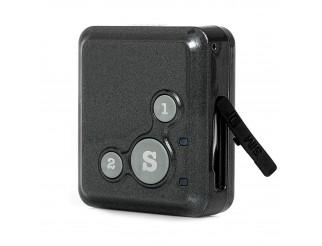 Localizzatore Satellitare GPS GSM GPRS Antifurto Mini Tracker SOS Tascabile